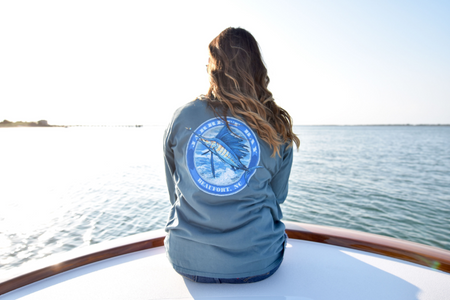 JB Sailfish Long Sleeve Tee