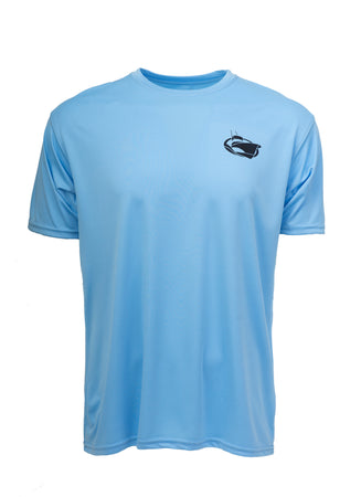 90' Line Draw Short Sleeve Performance Shirt