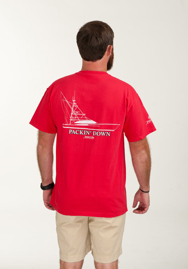 Packin' Down Tailgate Short Sleeve T-Shirt