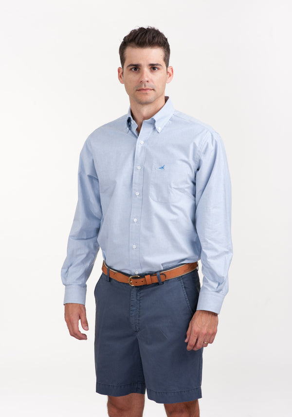 The Williston Button Down