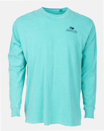 Tuna Circle Hook Long Sleeve T-Shirt