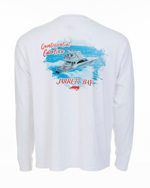 Quintessential Carolina Long Sleeve T-Shirt