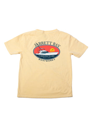 Toddler Marshallberg Sunset Tee