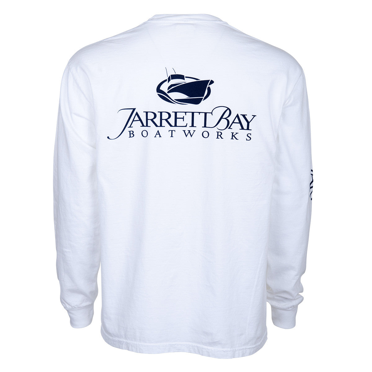 68a97bedb Classic Jarrett Bay Logo Long Sleeve T-Shirt