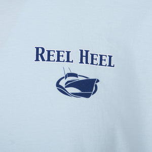 Reel Heel Tailgate Long Sleeve T-Shirt