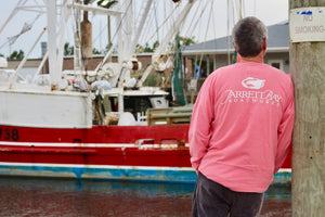 Classic Jarrett Bay Logo Long Sleeve T-Shirt