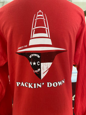 Packin' Down Flare Hull Long Sleeve