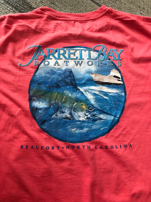 Watercolor Marlin T-Shirt