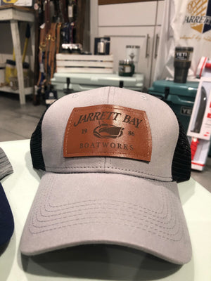 Transom Patch Trucker