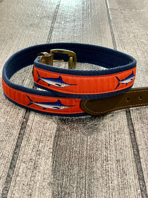 Ribbon Marlin Belt