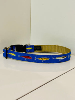 Lures Dog Collar