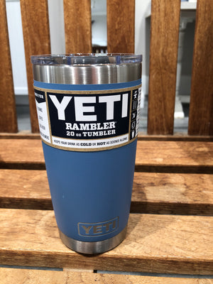 Yeti Rambler 20 Pacific Blue