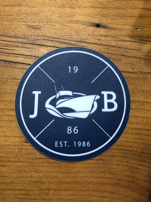 JB 1986 Profile Decal