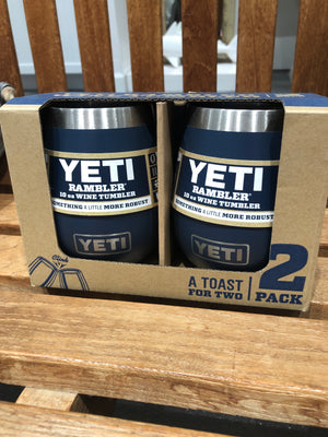 Yeti Wine Pack Navy