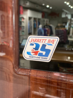 35th Anniversary Decal