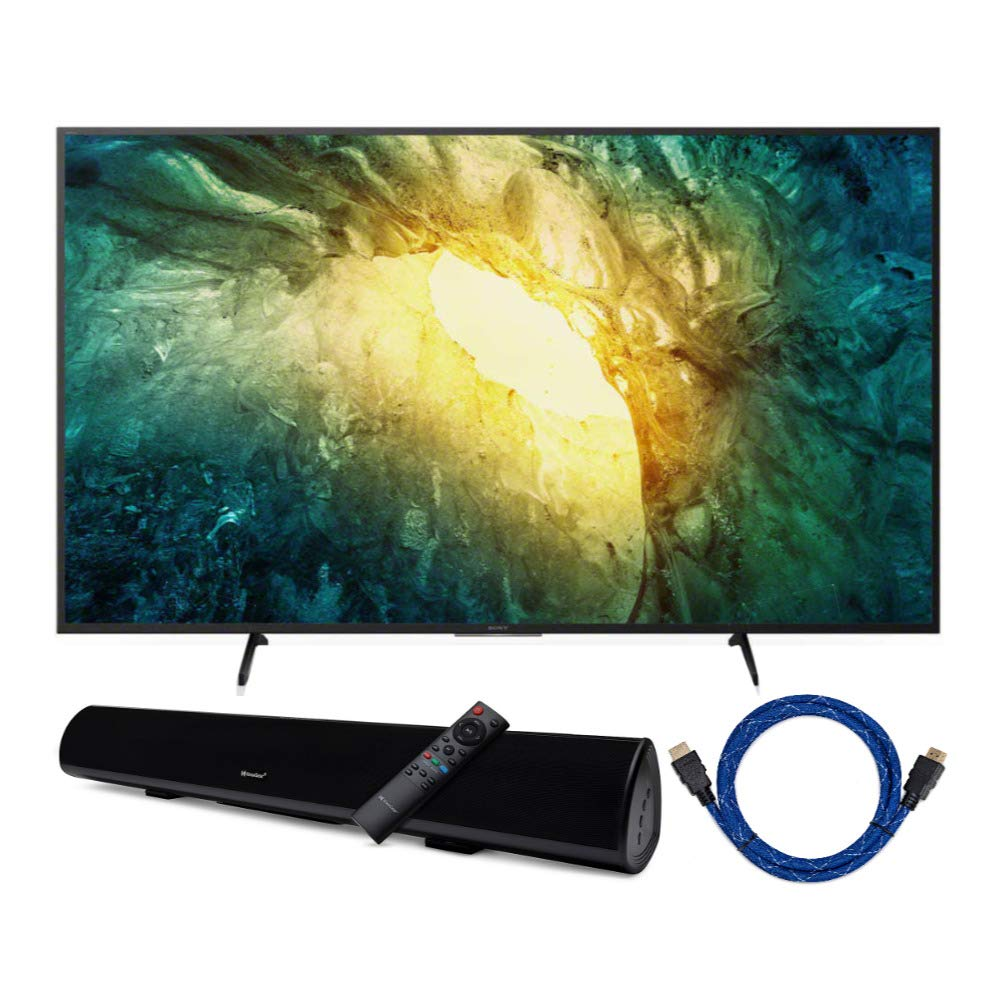 6 Feet HT200F /& Basics HL-007306 High-Speed HDMI Cable Sony S200F 2.1ch Sound Bar with Built-in Subwoofer and Bluetooth, 1-Pack