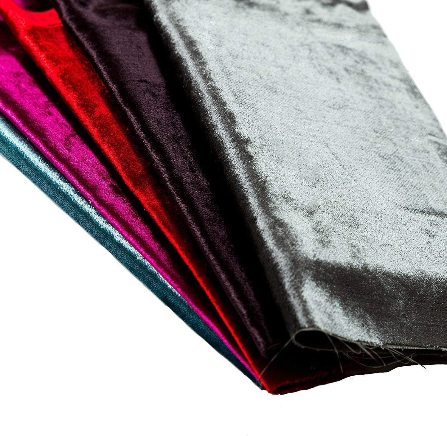 McAlister Textiles Shiny Velvet Throw | Charcoal Grey Elegant Super Soft Throw for Bed & Sofa | 130 x 200cm