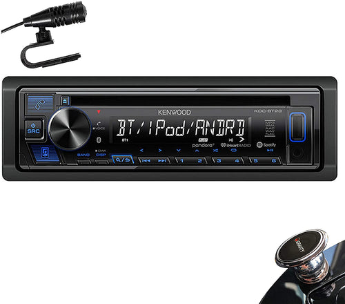 Kenwood KMRM318 / KMR-M318BT KMRM318 Marine Digital Media Receiver w/Bluetooth