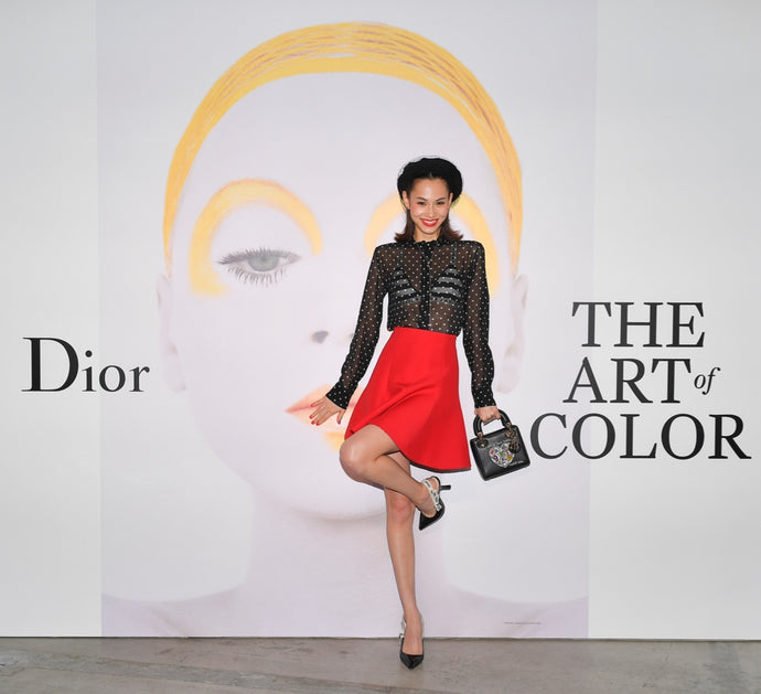 Dior The Art of Color in Tokyo 2018