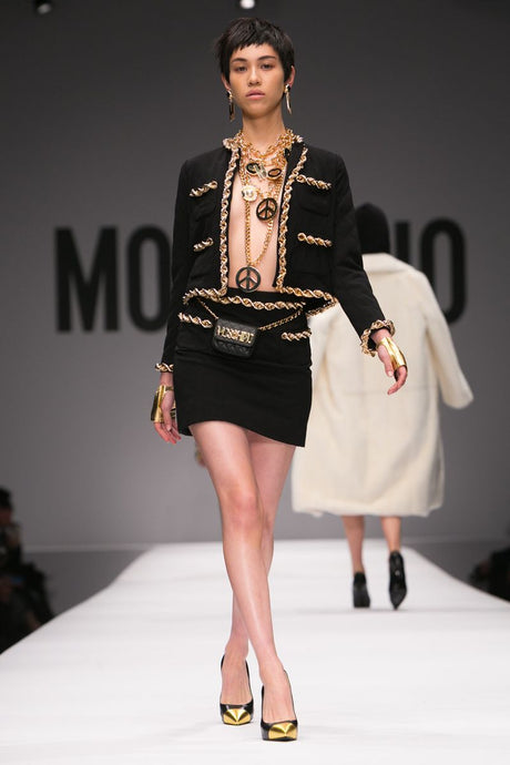 MOSCHINO 2014AW in Milan