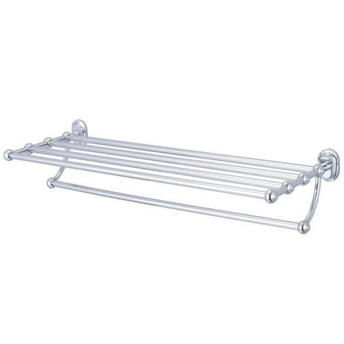 Accessory - Multi-Purpose Bath Train Racks For Classic Bathroom In Chrome Finish