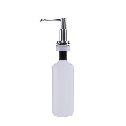 Accessory - Nantucket Sinks' NSSD-BN Brushed Nickel Soap Dispenser