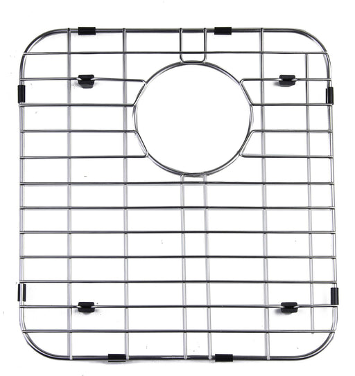 Grid - Left Side Solid Stainless Steel Kitchen Sink Grid
