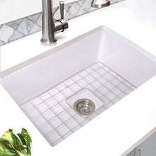Load image into Gallery viewer, Kitchen Sink - Nantucket Sinks 27-Inch Undermount Fireclay Kitchen Sink