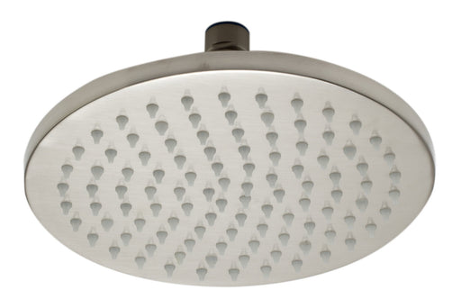 "Shower Head - 8"" Round Multi Color LED Rain Shower Head"