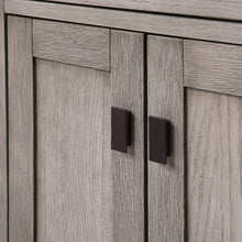 "Load image into Gallery viewer, Vanity - Chestnut 24"" Single Bathroom Vanity In Grey Oak"