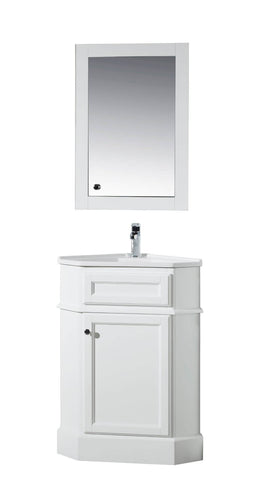 Vanity - Stufurhome Hampton White 27