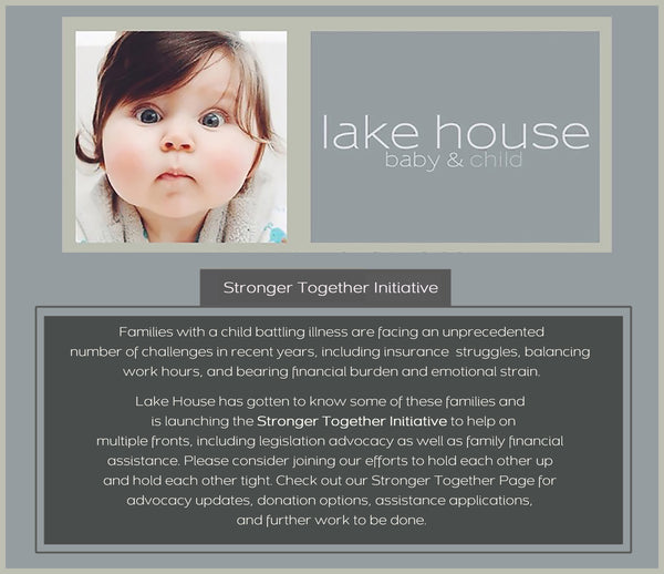 LAKE HOUSE STRONGER TOGETHER FAMILY ADVOCACY INITIATIVE