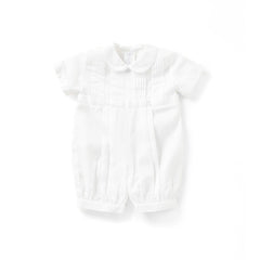 Besos Collection Boy's Alexander Christening Suit Outfit