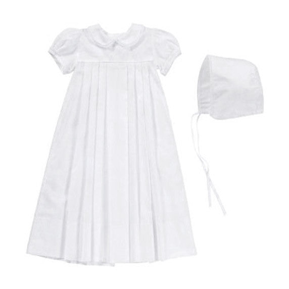 7d99c85dd Kissy Kissy Besos Collection Christine Christening Gown Set