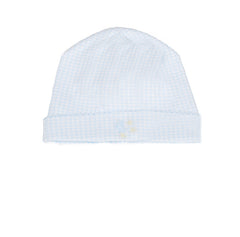 Kissy Kissy Homeward Bound Gingham Stars & Moon Hat