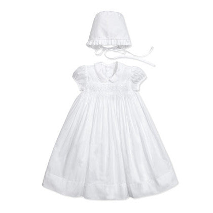 Kissy Kissy Besos Collection Vivian Christening Gown Set