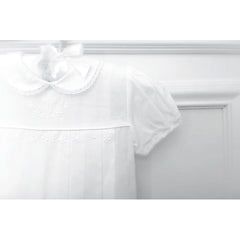 Kissy Kissy Besos Collection Christine Christening Gown Set