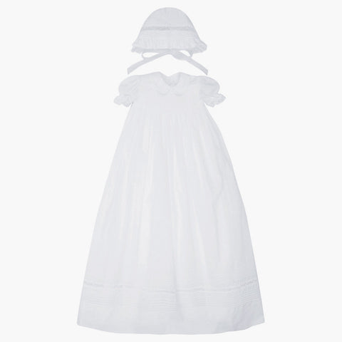 Kissy Kissy Besos Collection Silene Christening Gown Set