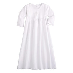 Kissy Kissy Hope's Cross Christening Pima Day Gown