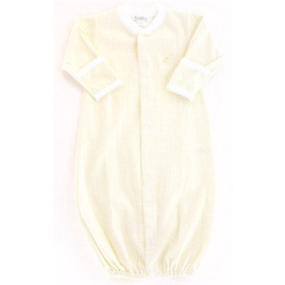 Kissy Kissy Pure Pima Homeward Bound Soft Infant's Gown