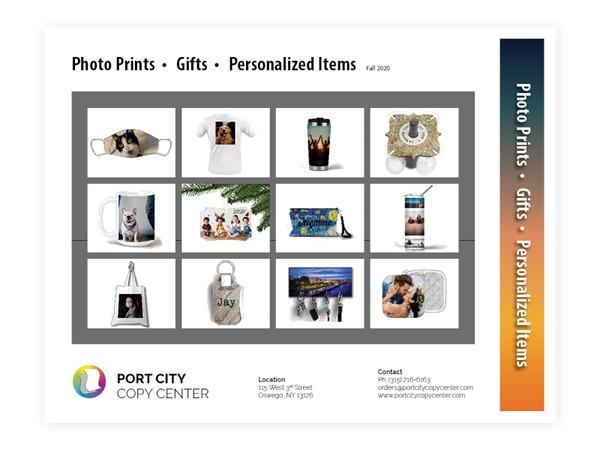 Photo prints & gifts catalog