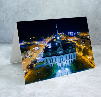 City Hall Greeting Card