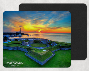 Fort Ontario Mouse Pad