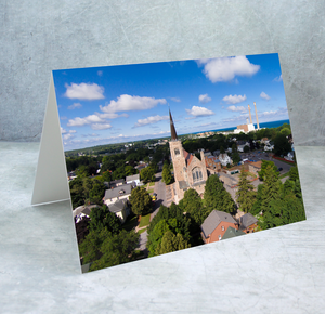 St. Mary's Church Greeting Card