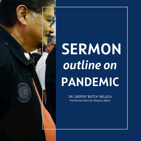 Sermon Outline on Pandemic