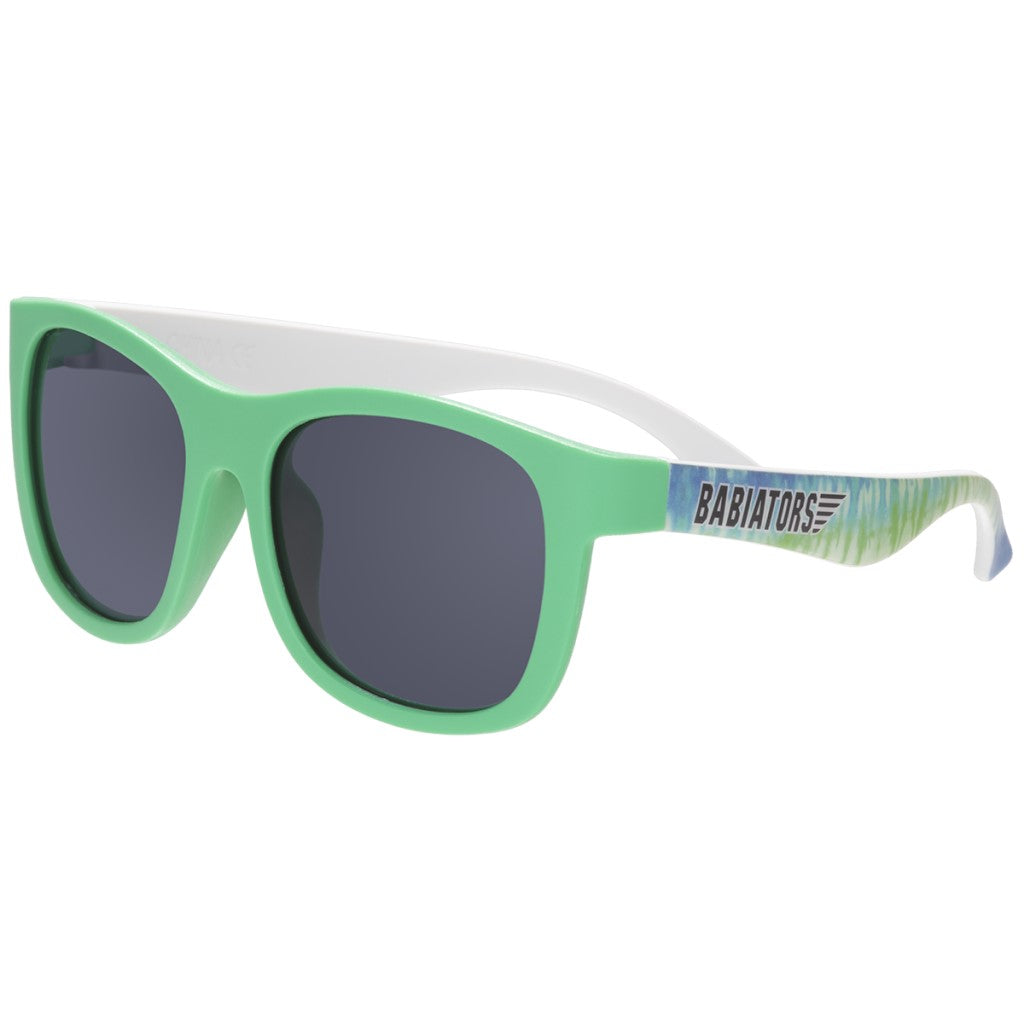 Limited Edition Tie-Dye Navigator Sunglasses