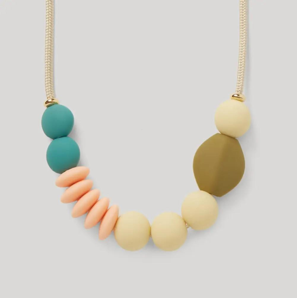 Signature Teething Necklace - Dewdrop