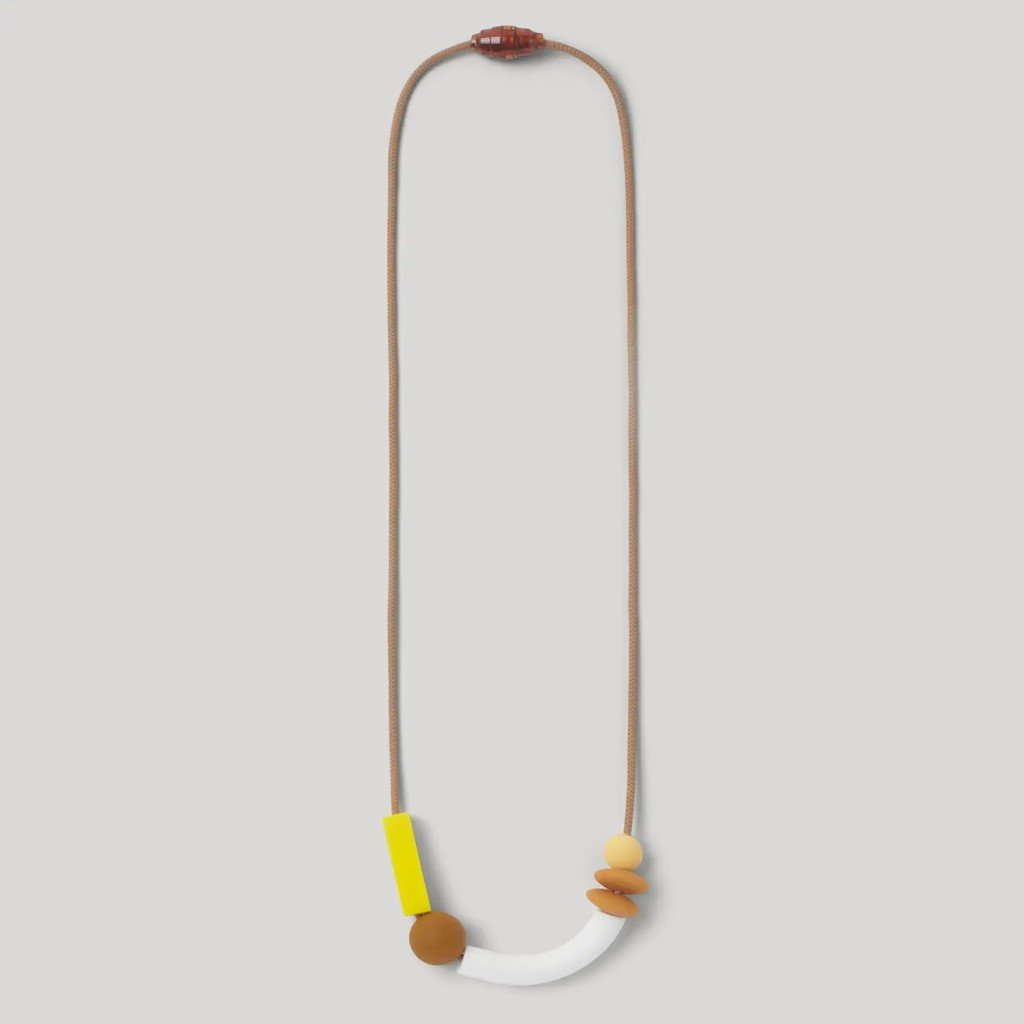 Balance Teething Necklace - Honey