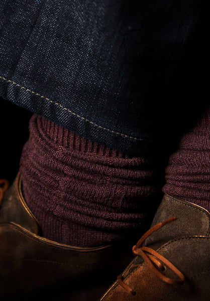 Yak Merino Silk Boot