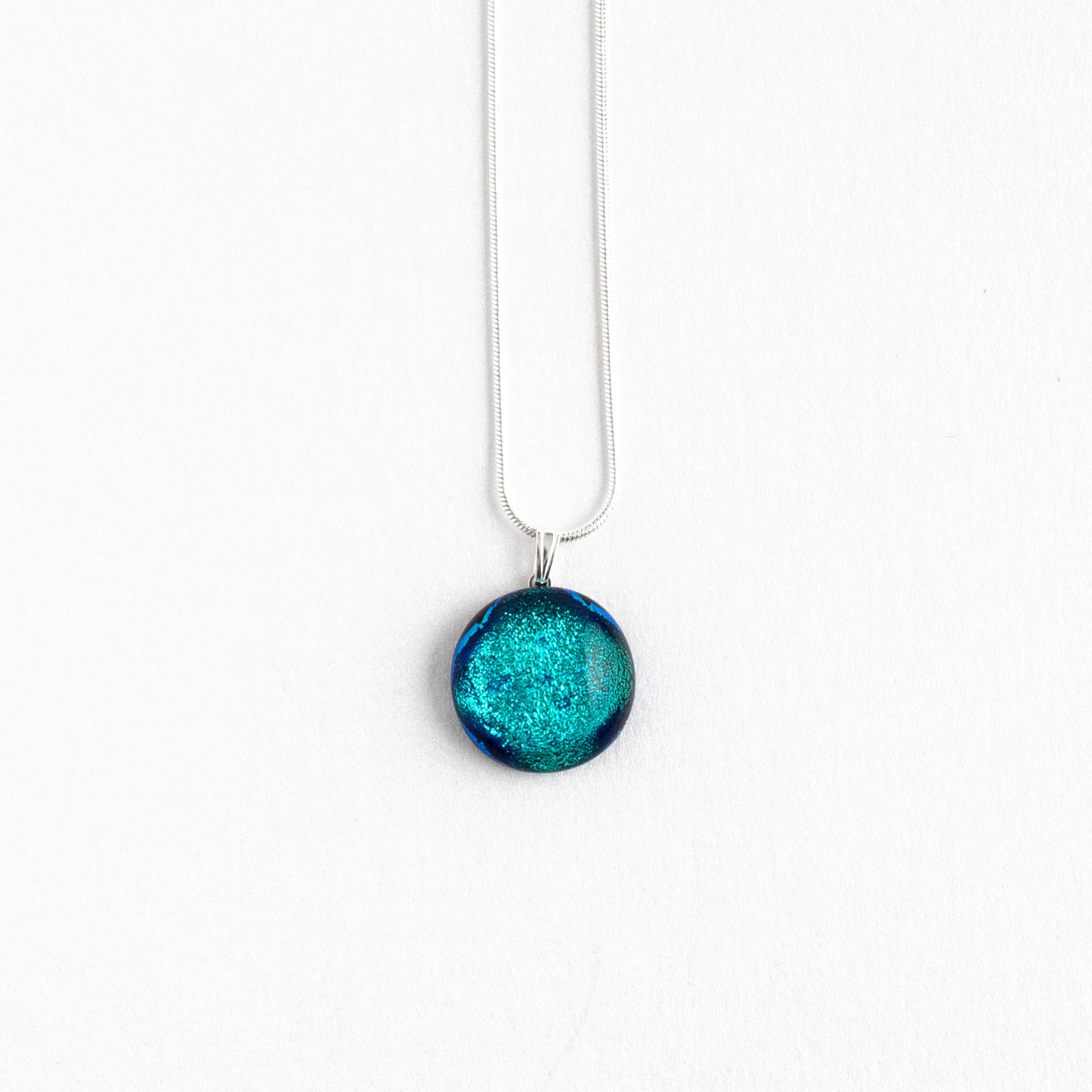 Dikhroos Turquoise Pendant